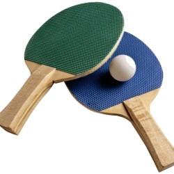 stolní tenis (ilustrace)