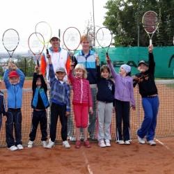 Matema: tenisová akademie